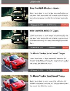 Droidbuzz blogger template